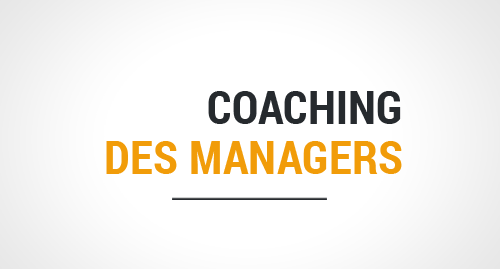 Coaching des managers